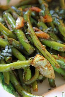 Jo and Sue: Indian Spiced Green Beans