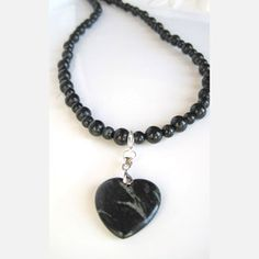 Necklace with Heart Pendant now featured on Fab.