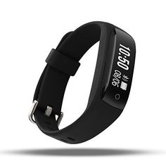 AOKII Heart Rate Monitor,Wirless Fitness Tracker,Sport Wristband with Multi-Functions Activity Smart Bracelet Pedometer Watch - Fitness Helping Center #fitnesstrackerwithheartratemonitor