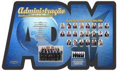 Placa de formatura Administração FMN 2013.2