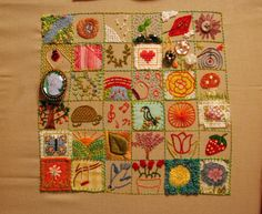 A square a day, such a glorious idea! I already stitch every day... awesomeave.wordpress.com