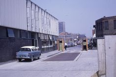 Council Central Depot, Yeo Street, Bromley By Bow 1970.