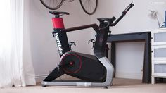 Pro level trainer redesigned for the masses Crossfit Equipment, No Equipment Workout, Indoor Bike Trainer, Exercise Bike Reviews, Spin Bikes, Indoor Cycling, Fitness Design, Training Plan, Workout Rooms