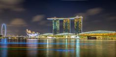 Singapore Bay Front Pano by Paulo Costa #xemtvhay