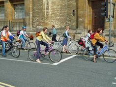 Cycle commuting tips