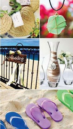 Beach Theme Weddings Ideas :: In Cali... this is a must!