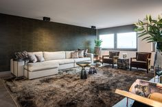 The post Project Penthouse appeared first on HOOG.design - Exclusive living inspiration in the United Kingdom. Room Inspiration, Interior Inspiration, Interior Architecture, Interior Design, Home Look, Luxury Living, Living Room Designs, Luxury Homes, Beautiful Homes