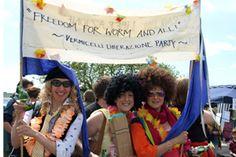 What's On: Sunday is the Blackawton International Wormcharming Festival #Worms #Kingsbridge