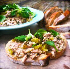 Ellen's tonijnsalade to die for -