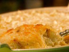 Creamy hash brown casserole by Paula Deen