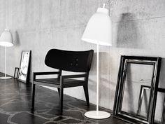 Fritz Hansen | Caravaggio Floor Lamp