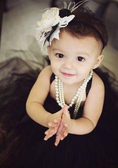 @rare amy Audrey Hepburn @QuotingAudrey @QuotingHepburn look at this Baby #AudreyHepburn.. :)