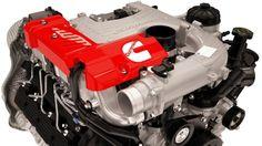 Cummins Diesel Engine of 2016 Nissan Titan XD is a Technological Showcase 2016 Nissan Titan Xd, Cummins Diesel Engines, 4x4 Van, Nissan Xterra, Engine Swap, Impalas, Pickup Trucks, Mopar, Jeep