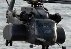 SIKORSKY MH-53E SEA STALLION ASSIGNED TO HELICOPTER MINE COUNTERMEASURE SQUADRON ONE FOUR.