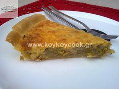 LEEK TARTE Tacos, Pie, Mexican, Ethnic Recipes, Desserts, Food, Torte, Tailgate Desserts, Cake