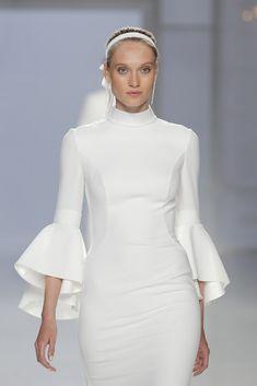 Barcelona Bridal Fashion Week 2017: tendencias novias 2018