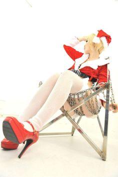 [倉坂くるる] クリスマス: サンタクロース - コスプレCure