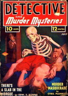 ebay July 1939 issue Seattle Mystery Bookshop
