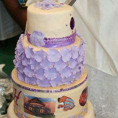 Traditional Wedding Cakes Africa
