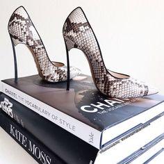 """High Heels ~ Classic """"Cultured"""" Look"""