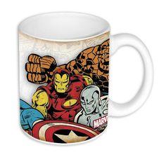 Marvel Comics Retro Tasse