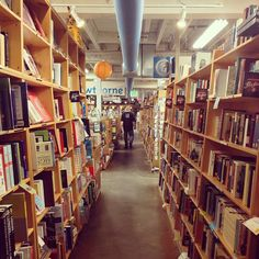 Powell's Books on Hawthorne in Portland, OR