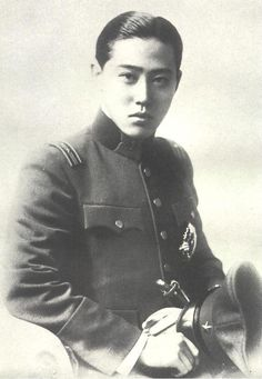 Yi Woo the last prince of Korea. He died in Hiroshima, Japan. you have problems with korea? heres why stupid asses in USA government! they hate you! World History, World War Ii, Old Pictures, Old Photos, Exo Tao, Colonel, Asian History, Korean War, Second World