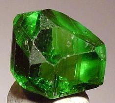 Grossular Garnet, Rough