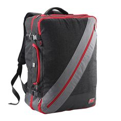 Camden Carry On Backpack - Cabin Max Luggage Backpack, Hand Luggage, Backpack Straps, Airport Luggage, Carry On Packing, Packing Tips, Cabin Bag, Max Black, Camden