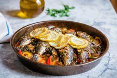 Sardine Tagine  — My Moroccan Food