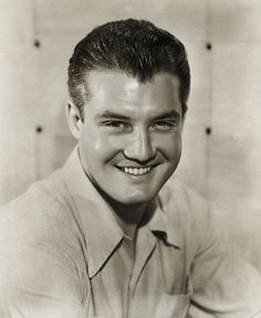 George Reeves January June 1959 (age He is best remembered for his role of Superman in the television series of the same name. Cause of death: Suicide or murder by gunshot, in dispute. Hollywood Icons, Golden Age Of Hollywood, Hollywood Stars, Classic Hollywood, Old Hollywood, Celebrity Deaths, Celebrity Scandal, Original Superman, First Superman