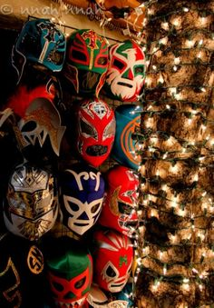 Luchadores!  (Mexican wresting) masks Chicano, Deadpool, Spiderman, Art Ideas, Mexican, Superhero, Photography, Fictional Characters, Female Fighter