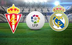 Portail des Frequences des chaines: Sporting Gijon vs Real Madrid