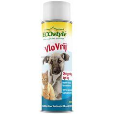 Ecostyle VloVrij Omgevingsspray 400 ml