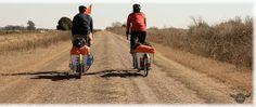 La vuelta al mundo en bici  www.viajerosdelosvientos.com  Viajeros de los Vientos