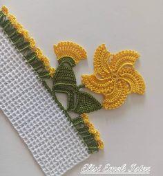 Dangle lightweight crochet earrings with beads. Crochet Edging Patterns, Crochet Lace Edging, Crochet Doilies, Crochet Stitches, Crochet Flowers, Viking Tattoo Design, Viking Tattoos, Creative Embroidery, Sunflower Tattoo Design