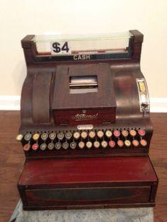 Vintage Cash Register by ApplicableMe on Etsy, $395.00