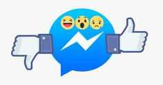 Facebook tests reactions and Dislike button (!) on messages