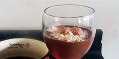Mousse de Chocolate y Almendras