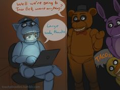 5 nights at freddy's problem solved. | five nights at freddy's  THIS IS SO GUNN BE FNAF 2!!!