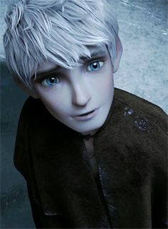 Jack Frost. I have such unhealthy dreams about this innocent children's movie character.