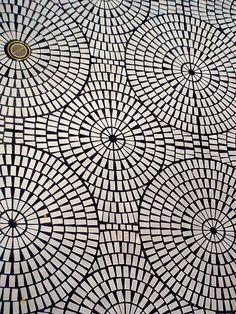 fantastic pattern from Embarcadero, SF/CA