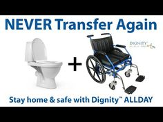 The Dignity AllDay 400 Wheelchair is a cutting edge wheelchair providing individuals to have all day comfort in a chair and the ability to toilet without transfer. Aging In Place, Home Safes, Psp, Toilet, Chair, Flush Toilet, Toilets, Stool, Chairs