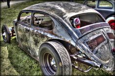 VW Rat Rod at PDX Bug Run