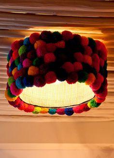 pompones Diy, Pom Poms, Bricolage, Do It Yourself, Homemade, Diys, Crafting