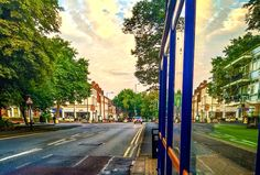 Six Ways, Walsall , England     Taken from Birmingham Road