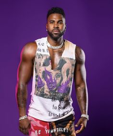 Jason Derulo, American Singers, Celebrity Crush, Crushes, Tank Man, Photo And Video, Guys, Celebrities, How To Make