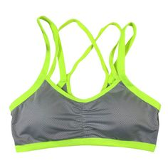 Sexy Women Breathable Sports Bra Fitness Running Gym Double Shoulder Belt Push Up Seamless Padded Wirefree Shakeproof Vest Tops