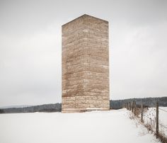 Bruder Klaus Kapelle by Peter Zumthor 8