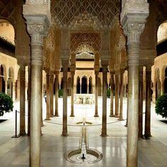 La Alhambra y el Generalife στην πόλη Granada, Andalucía